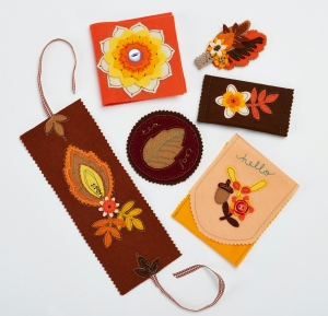 Autumnal Felt Makes