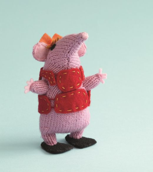 Original Clangers Knitting Pattern - Free Craft Project   Knitting and Croche...