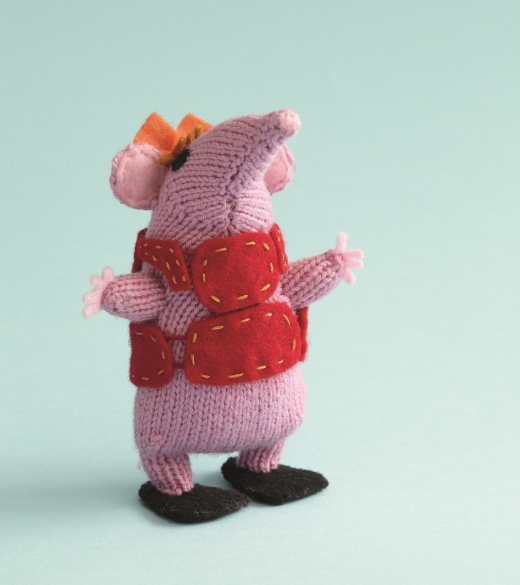 Knitting Pattern For Clangers : Original Clangers Knitting Pattern - Free Craft Project   Knitting and Croche...