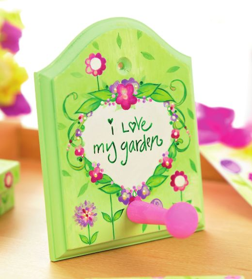 Paint Garden Themed Cards