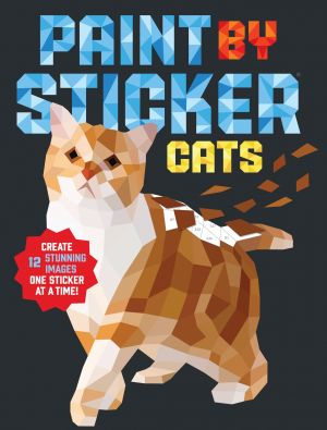 Win a copy of Paint By Sticker: Cats