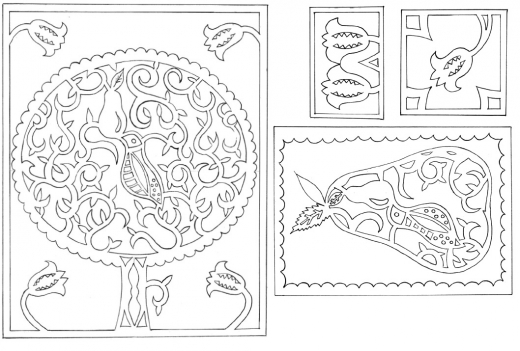 paper cutting templates for kids - download free kids books lovetoknow picture books autos post