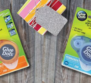 Win One Of Eight Glue Dots Sets