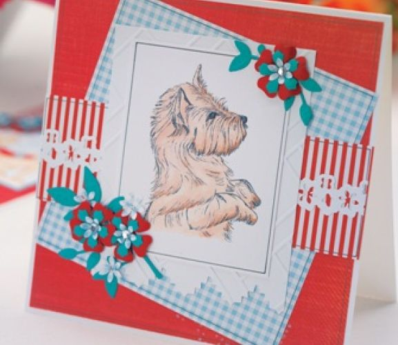 Pet Themed Christmas Cards Free Card Making Downloads Card