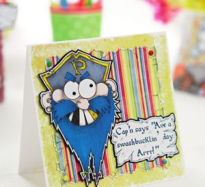 Pirate Cards For Kids