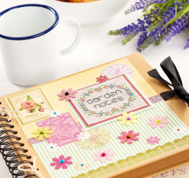 Cross-Stitch Garden Planner Set