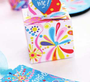 Posca Pen Decorated Party Set