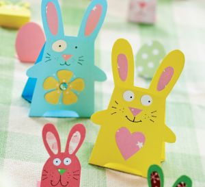 Rabbit Boxes & Toppers