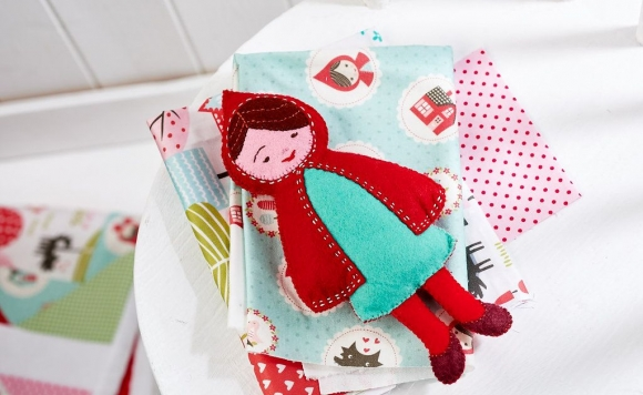 Red Riding Hood Toy