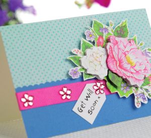 Rosy Paper Craft