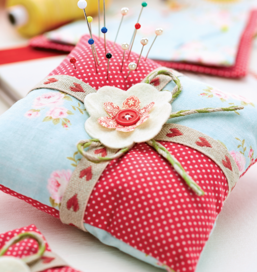 Rustic Sewing Essentials Free Craft Project Stitching