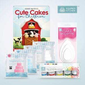 Win One Squires Kitchen Cake Decorating Bundle