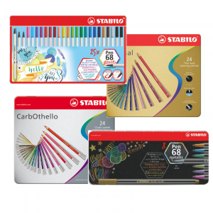 Win One STABILO Art Collection
