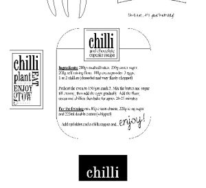 Summer Sizzler Funky Chilli Themed Printables