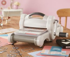 Win One of Three Sizzix Big Shot Plus Machines & Dies!
