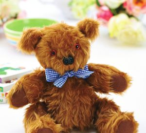 Soft Heritage Teddy