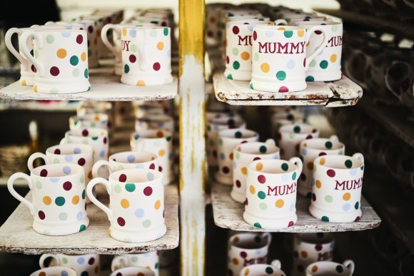 Win One Of Two Emma Bridgewater Factory Tours