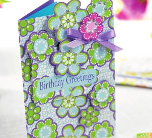Spring themed cards
