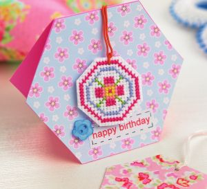 Stitch a pin cushion