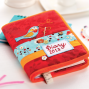 Stitched Diary Cover