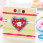 Stitched Heart Card