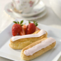 Strawberry Éclairs