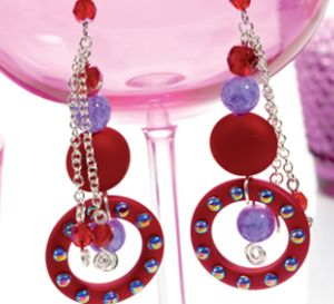 Stuck On You! Earrings