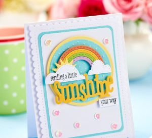 Sunshine Card Project