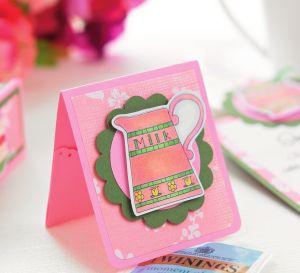 Tea Party Invitations And Cards
