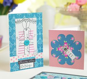Tea Time Card Set