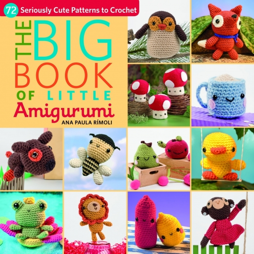Amigurumi Crochet Magazine : Amigurumi Toadstools - Free Craft Project Knitting and ...