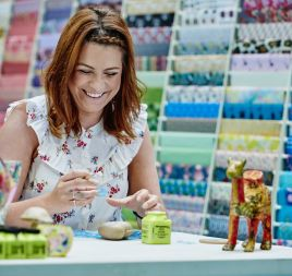 Win One Of 50 Pairs of Tickets to The Creative Craft Show Exeter