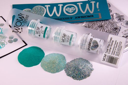 Win One of Four WOW! Embossing Trio Sets