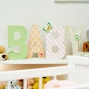 Baby Nursery Papercraft Dec