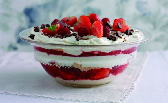 Berry Tiramisu Recipe
