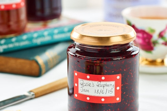WI Raspberry Jam Recipe