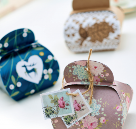 Wintry Gift Boxes