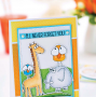 Easy Animal Card