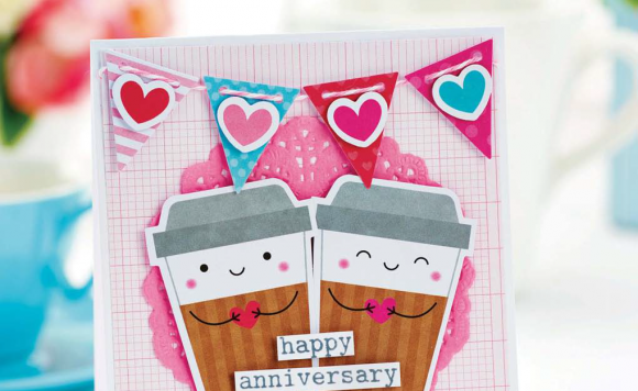 Sweet Anniversary Card