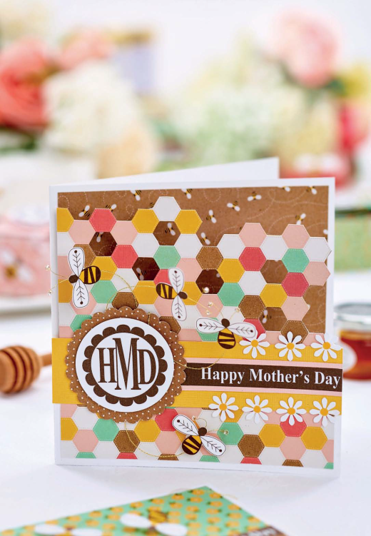 Fun Mother's Day Papercraft Projects