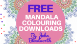 Mandala Colouring Download