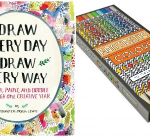 Win One of Six Drawing Sets