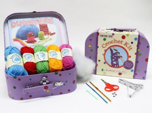 Win any Buttonbag Craft Kit from Peach Perfect