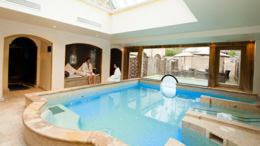 Win One Of Three Spa Days for Two worth £200 each