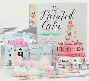 Win One of Three Squires Kitchen Cake Decorating Sets