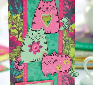 Cute Kitty Cards