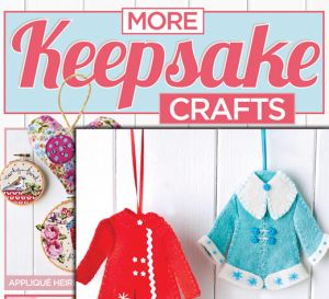 Mini Coats-Keepsake Crafts 2015
