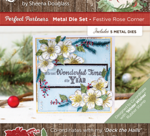 Win One Of Four Sheena Douglass Christmas Collections