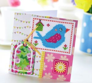 Cross Stitch Birds To Pretty Up Your Pad