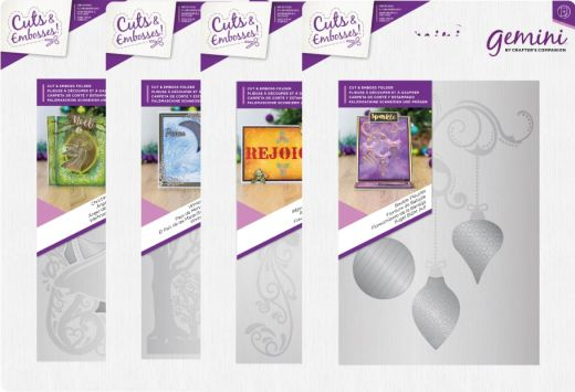 Win One Of Four Crafter's Companion Kits